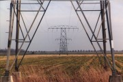 110 kV with wind